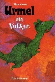 Urmel im Vulkan Cover