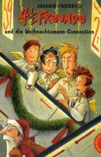 4 1/2 Freunde und die Weihnachtsmann-Connection Cover