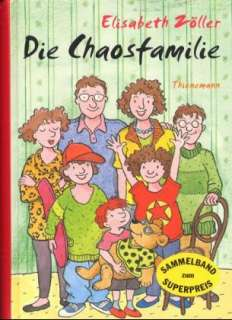 Die Chaosfamilie Cover