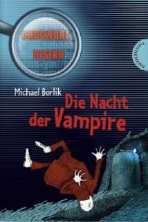 Die Nacht der Vampire Cover