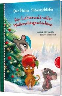 Ein Lichterwald voller Weihnachtsgeschichten Cover