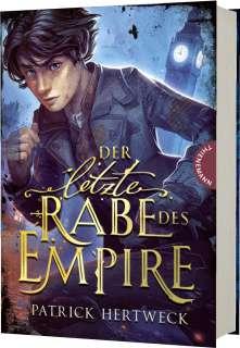 Der letzte Rabe des Empire Cover