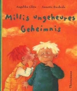 Millis ungeheures Geheimnis Cover