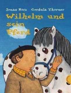 Wilhelm und sein Pferd Cover