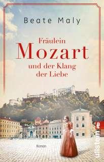 Fräulein Mozart und der Klang der Liebe Cover