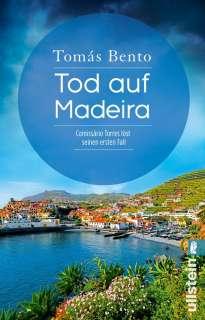 Tod auf Madeira Cover
