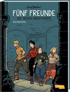 Fünf Freunde auf neuen Abenteuern Cover