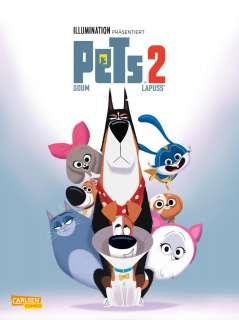Pets 2 Cover