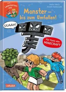 Monster - bis zum Umfallen! Cover