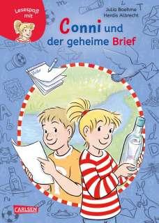 Lesespaß mit Conni: Conni und der geheime Brief (Zum Lesenlernen) Cover