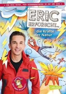 Eric erforscht... ... die Kräfte der Natur Cover