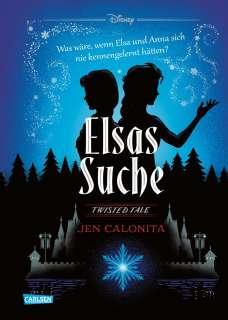 Elsas Suche Cover