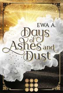 Days of ashes and dust Cover