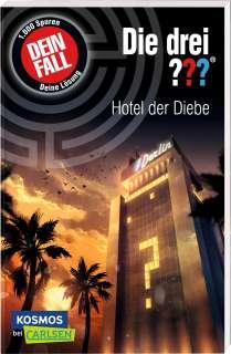 Hotel der Diebe Cover