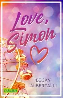 Love, Simon Cover