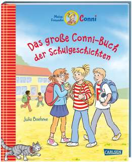 Das grosse Conni-Buch der Schulgeschichten Cover