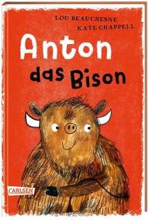 Anton das Bison Cover