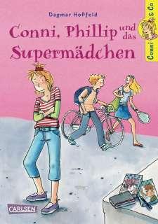 Conni, Phillip und das Supermädchen Cover