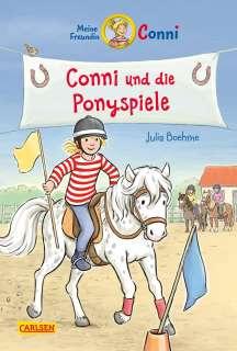 Conni und die Ponyspiele Cover
