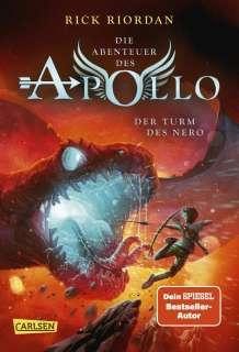 Die Abenteuer des Apollo 5: Der Turm des Nero Cover