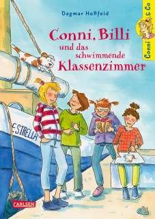 Conni, Billi und das schwimmende Klassenzimmer Cover