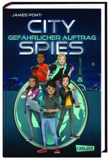 City Spies - Gefährlicher Auftrag (1) Cover