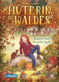 Theater mit Familie Igel Cover