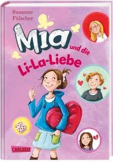 Mia und die Li-La-Liebe Cover