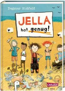 Jella hat genug! Cover