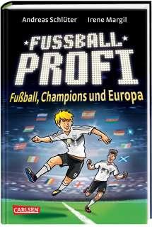 Fussball, Champions und Europa Cover