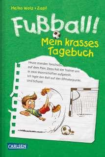 Fußball! Mein krasses Tagebuch Cover