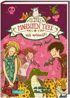 Die Schule der magischen Tiere : Voll verknallt! Cover