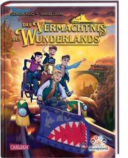 Das Vermächtnis des Wunderlands Cover