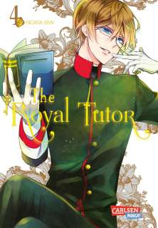 The Royal Tutor(4) Cover