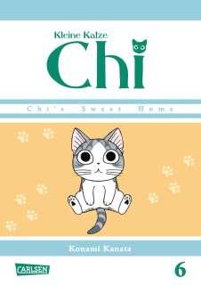 Kleine Katze Chi (6) Cover