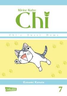 Kleine Katze Chi (7) Cover