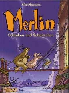 Schinken und Schnittchen (Comic) Cover