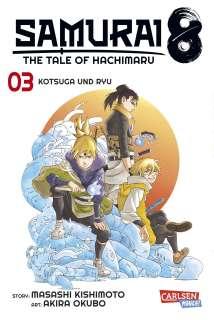 Kotsuga und Ryu Cover