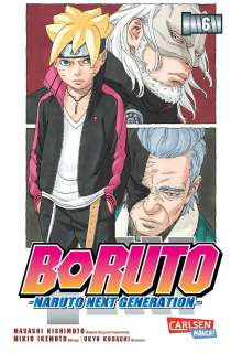 Boruto  Cover