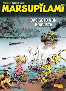 Das Gold von Boavista Cover