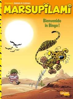 Bienvenido in Bingo! Cover