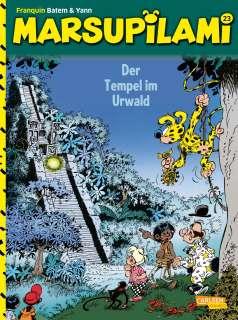 Der Tempel im Urwald Cover