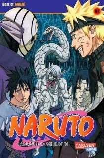 Naruto (61) Cover