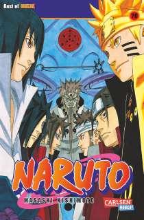 Naruto (70) Cover