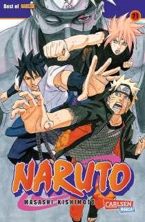 Naruto (71) Cover