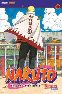 Naruto (72) Cover