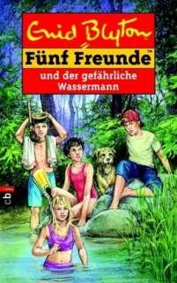 Fünf Freunde und der gefährliche Wassermann Cover