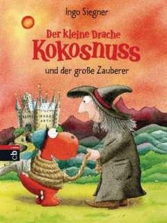 Der kleine Drache Kokosnuss und der große Zauberer Cover