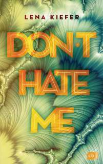 Don't hate me Cover