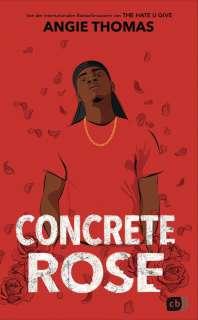 Concrete Rose Cover